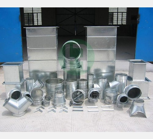 Total plate ventilation duct Product List